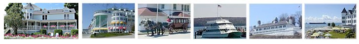 Mackinac Island Travel and Lodging