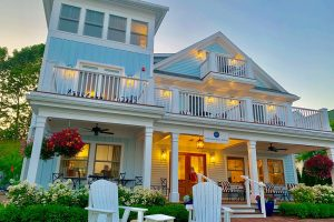 The Mackinac House